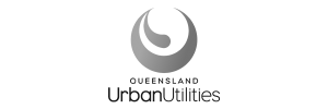 Queensland Urban Utilities logo