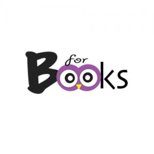 B For Books Logo