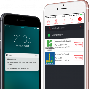 Sniip app screens